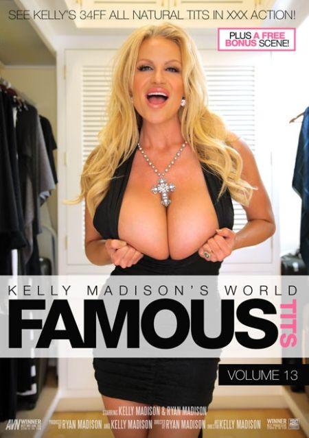 Kelly Madison's World Famous Tits 13 / Всемирно известные сиськи Келли Мэдисон 13 [2015]