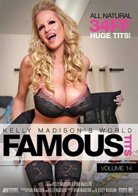 Kelly Madison's World Famous Tits 14 / Всемирно известные сиськи Келли Мэдисон 14 [2015]