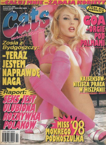 CATS magazyn erotyczny № 2 (1999)