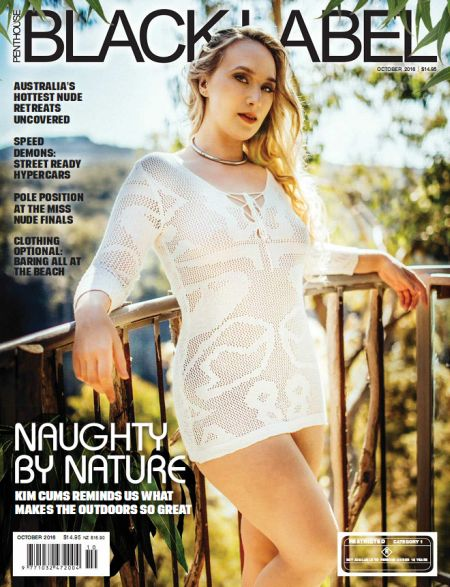 Penthouse. Black Label № 10 (October 2016) Australia