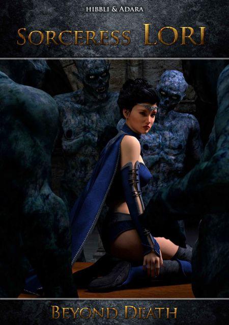Sorceress Lori Beyond Death