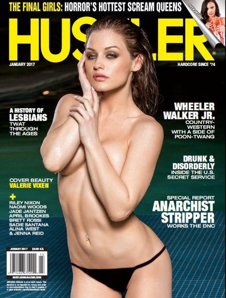 Hustler № 1 (January 2017)