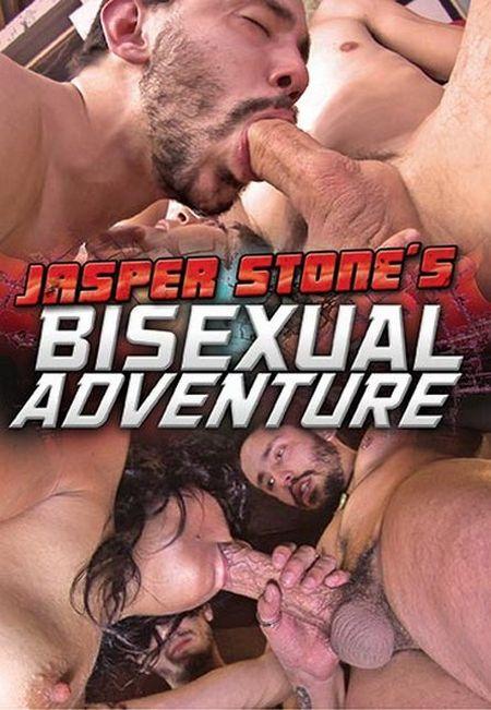 Jasper Stone's BiSexual Adventure / Бисексуальные Приключения Джаспера Стоуна [2016]