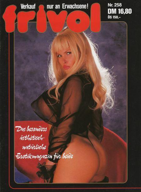 Frivol Magazine № 258