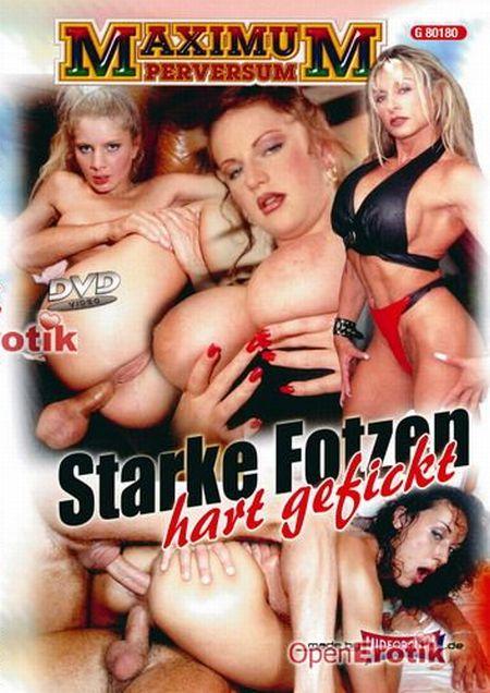 Maximum Perversum 80: Starke Fotzen Hart Gefickt / Крутые киски, жесткий трах [2000]