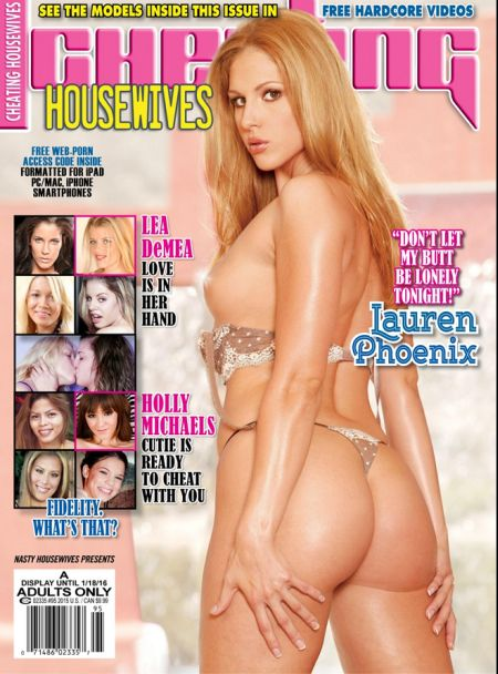 Cheating Housewives Vol. 95, 2015
