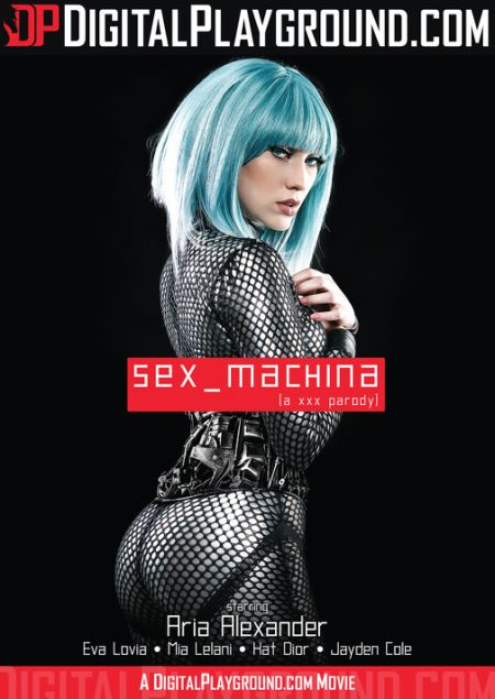 Sex Machina: A XXX Parody / Секс Машина: XXX Пародия [2016]
