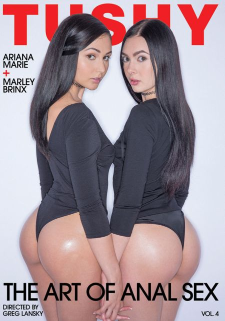 The Art of Anal Sex 4 / Искусство Анального Секса 4 [2017]