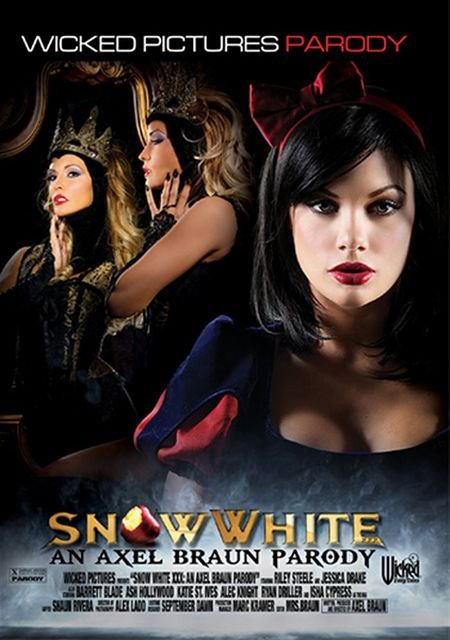 Snow White XXX - An Axel Braun Parody / Белоснежка ХХХ: Пародия (2014)