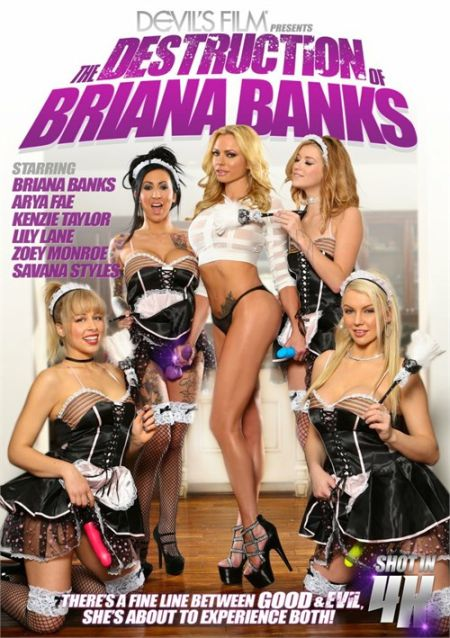 The Destruction of Briana Banks / Разрушение Брианы Бэнкс [2017]