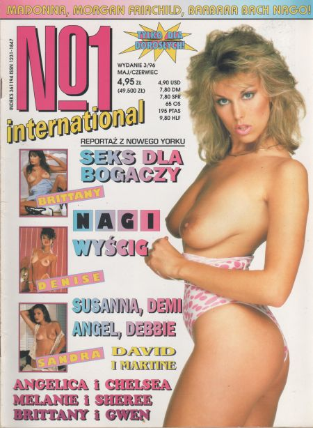 International No1 (03 1996)