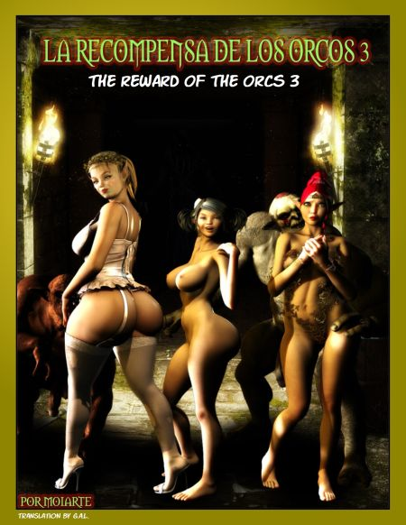 The Reward Of The Orcs 1-4
