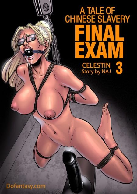 Fansadox Collection № 441 - A Tale Of Chinese Slavery - Part 3 - Final Exam