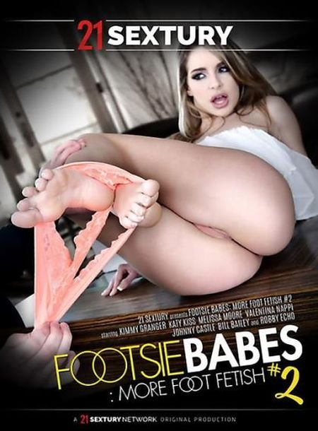 Footsie Babes: More Foot Fetish 2 (2017)