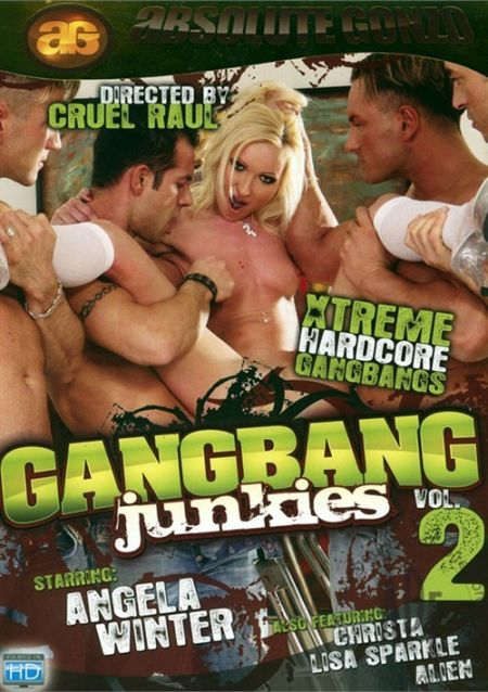 Gangbang Junkies 2 / Жесткая Групповуха 2 [2009]