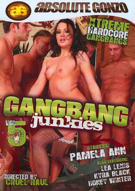 Gangbang Junkies 5 / Жесткая Групповуха 5 [2010]