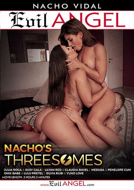 Nacho's Threesomes 1 / Втроём С Начо 1 [2016]