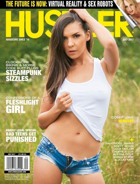 Hustler #7 (July 2017)