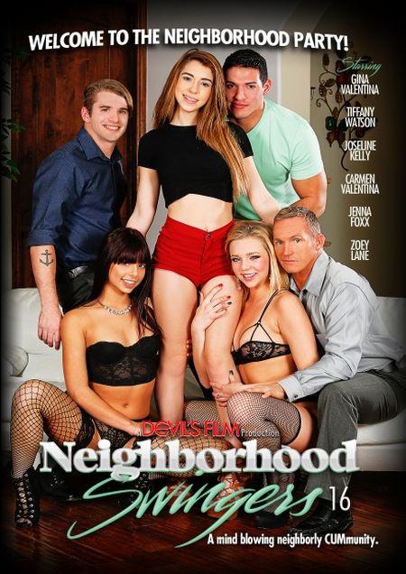 Neighborhood Swingers 16 / Свингеры По Соседству 16 [2016]