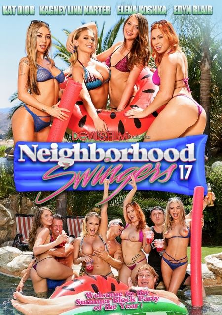 Neighborhood Swingers 17 / Свингеры По Соседству 17 [2016]