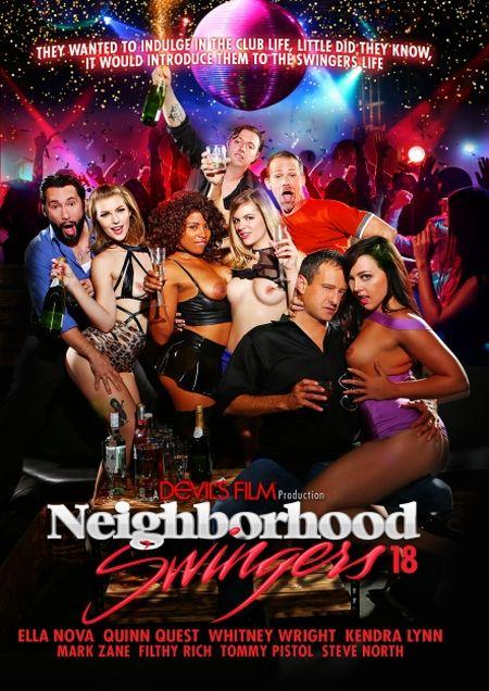 Neighborhood Swingers 18 / Свингеры По Соседству 18 [2017]