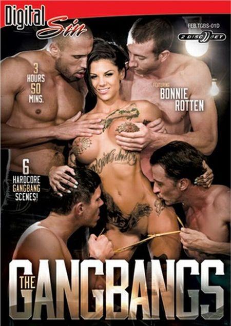 The Gangbangs 1 / Групповуха 1 [2016]