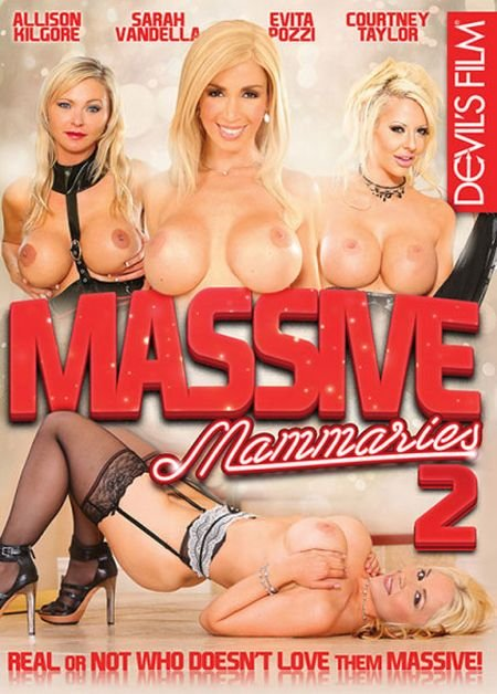 Massive Mammaries 2 / Массивные Груди 2 (2017)