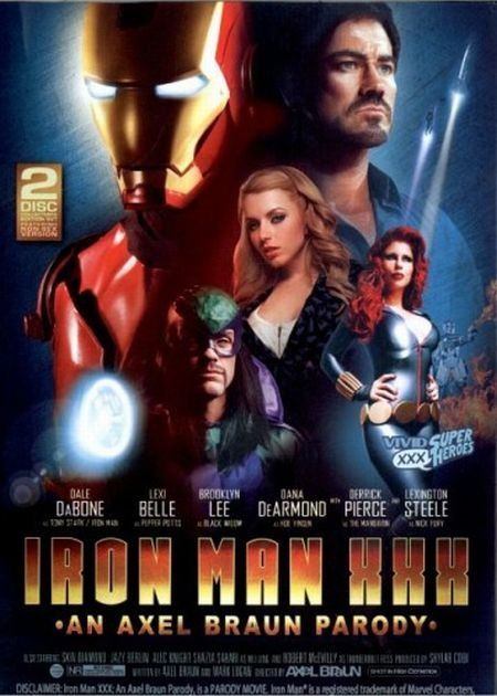 Iron Man XXX: An Axel Braun Parody / Железный Человек XXX: Пародия от Акселя Брауна (2013)