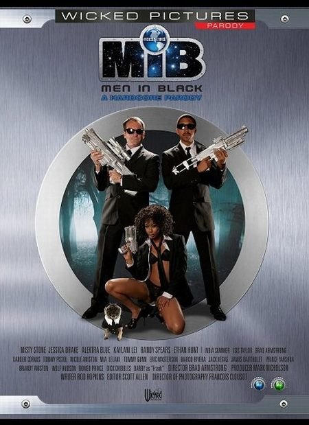 Men In Black: A Hardcore Parody / Люди В Черном: XXX Пародия (2012)