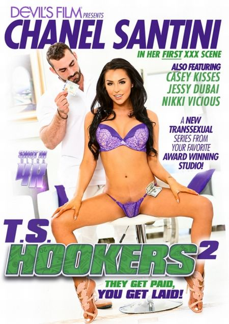 T.S. Hookers 2 / Трансы Шлюхи 2 [2017]