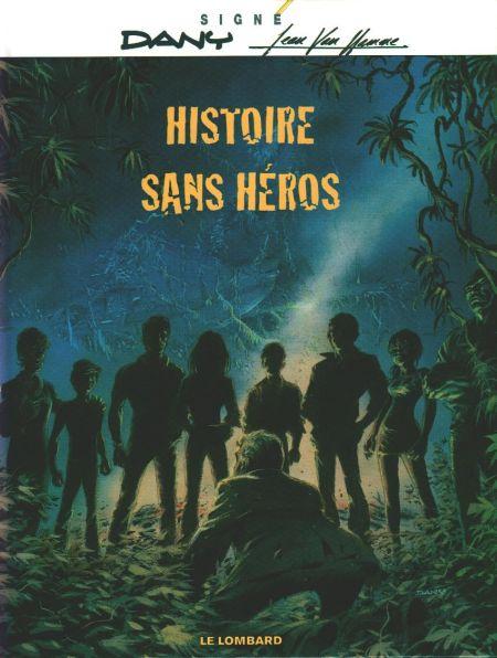 Histoire sans heros T1