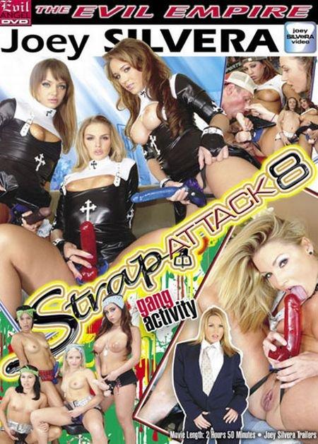 Strap Attack 8 / Атака пристегнутыми членами 8 (2008)