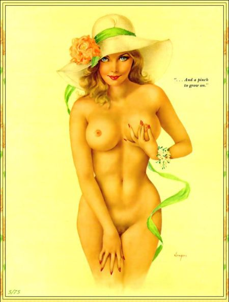 Pin-up collection