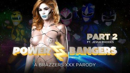 Power Bangers: A XXX Parody Part 2 (2017)