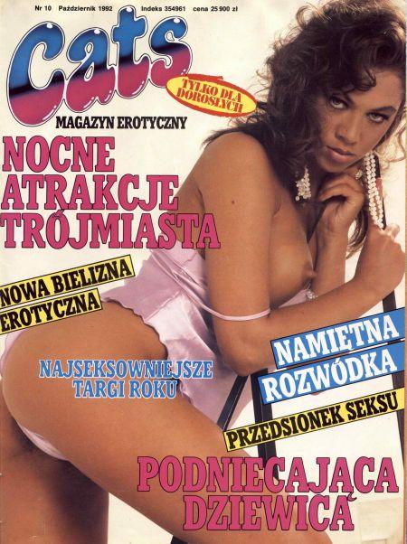 CATS magazyn erotyczny № 10 (1992)