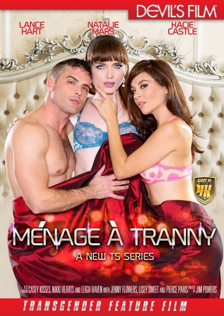 Menage A Tranny / Жизнь С Трансами [2017]