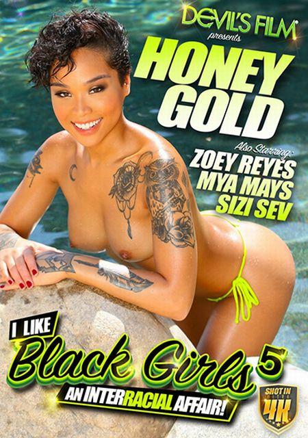I Like Black Girls 5 / Я Люблю Черных Девушек 5 [2017]