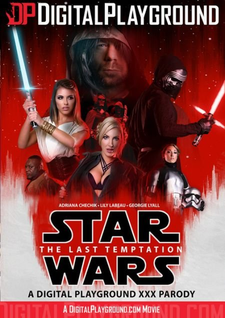 Star Wars: The Last Temptation a DP XXX Parody / Звёздные Войны: Последнее Искушение (2017)