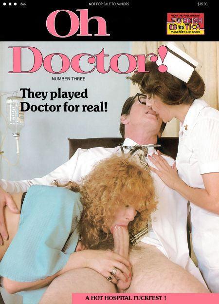 Oh, Doctor! #3