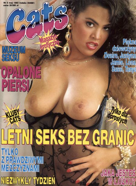 CATS magazyn erotyczny № 5 (1993)