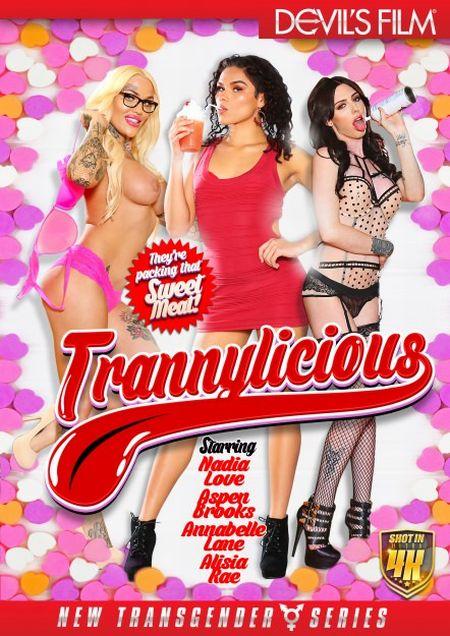 Trannylicious / Восхитительные Трансы [2017]