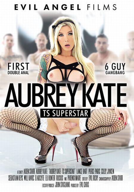 Aubrey Kate TS Superstar / Aubrey Kate: TS Суперзвезда [2017]