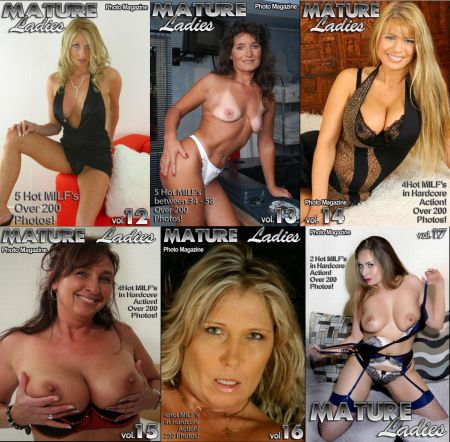 Mature Ladies Adult Photo Magazine