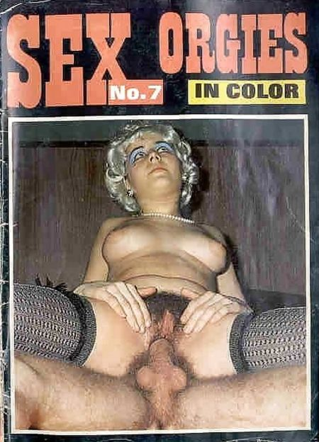 Sex Orgies in Color No.7