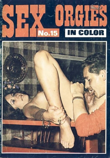 Sex Orgies in Color No.15