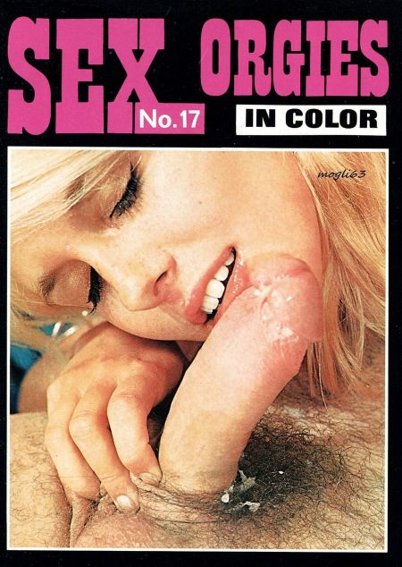 Sex Orgies in Color No.17