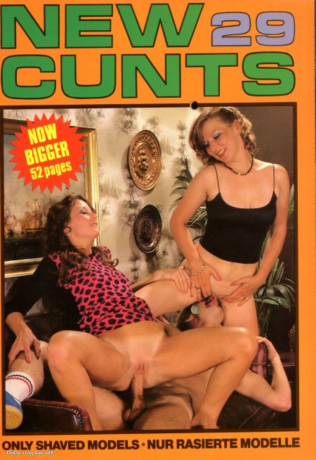 Color Climax NEW CUNTS № 29