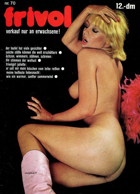 FRIVOL MAGAZINE nr.70