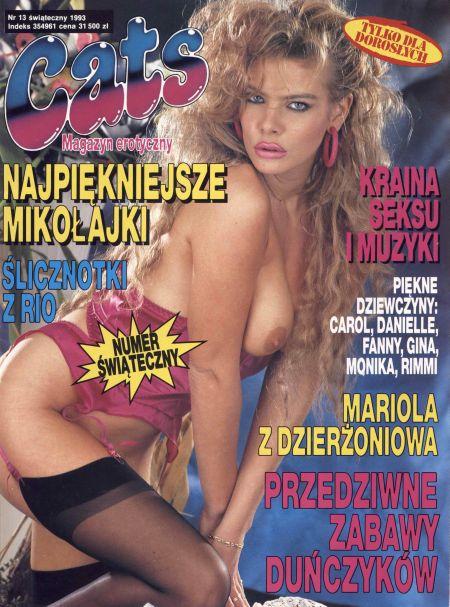 CATS magazyn erotyczny № 13 (1993)
