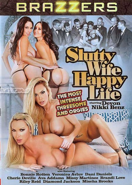 Slutty Wife Happy Life 1 / Шлюха жена - счастливая жизнь 1 [2015]